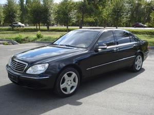 Аренда и прокат авто Mercedes-Benz S 500 LOng